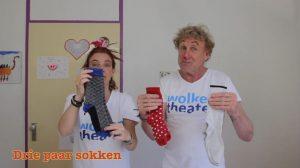 2. Wil je misschien ook leren jongleren?